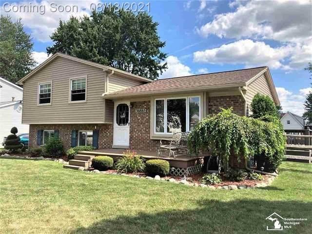 36865 Willow, New Boston, MI 48164 (#57050050943) :: GK Real Estate Team