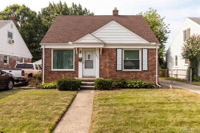 24621 Carlysle Street, Dearborn, MI 48124 (#2210064616) :: GK Real Estate Team