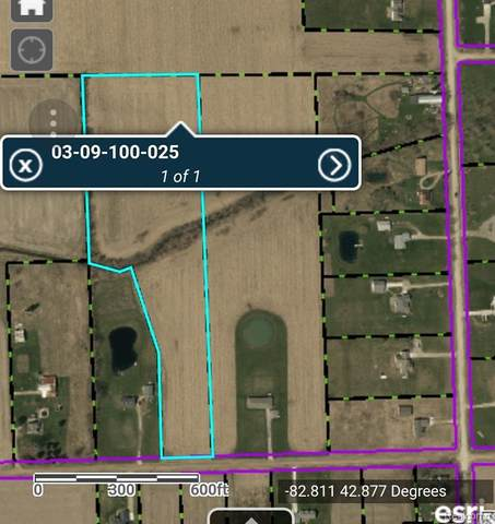 0 Weber Road, Richmond Twp, MI 48062 (#2210064832) :: The Vance Group | Keller Williams Domain