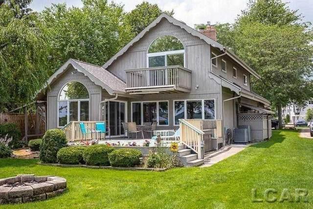 1080 Round Lake, Rollin Twp, MI 49253 (#56050051153) :: GK Real Estate Team
