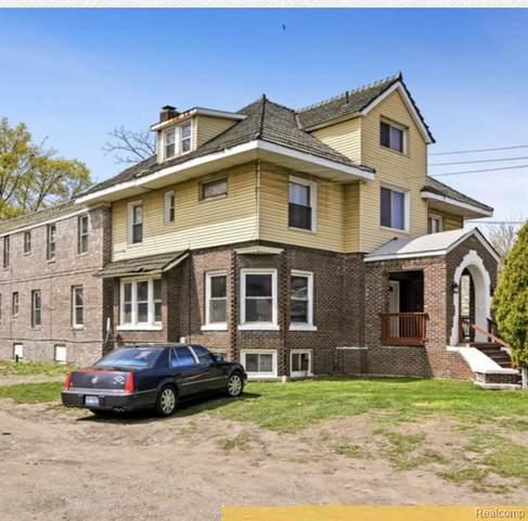 319 N Saginaw Street, Pontiac, MI 48342 (#2210065087) :: Real Estate For A CAUSE