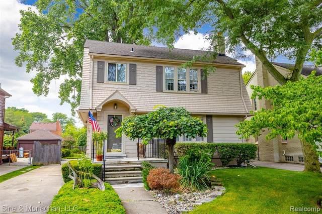 973 Lincoln Road, Grosse Pointe, MI 48230 (#2210065384) :: GK Real Estate Team
