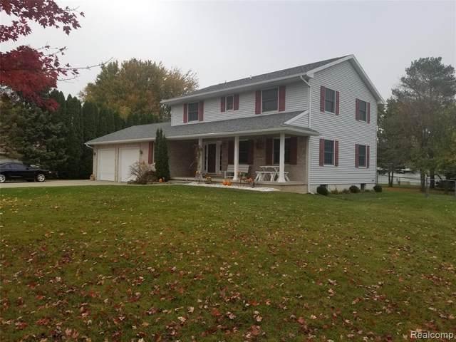 145 St. James, Marysville, MI 48040 (#2210065747) :: The Vance Group | Keller Williams Domain