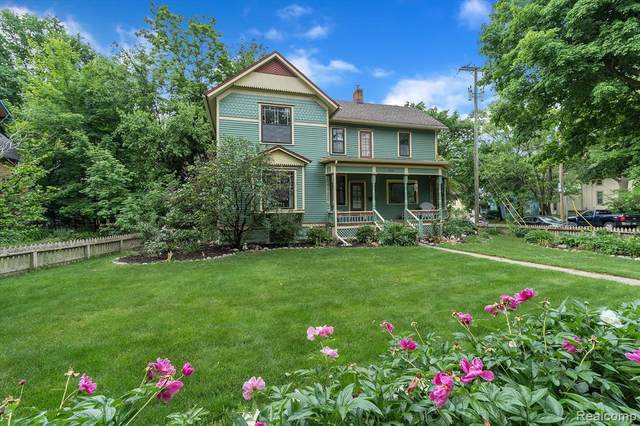 1002 W Liberty Street, Ann Arbor, MI 48103 (#2210065993) :: The Vance Group   Keller Williams Domain