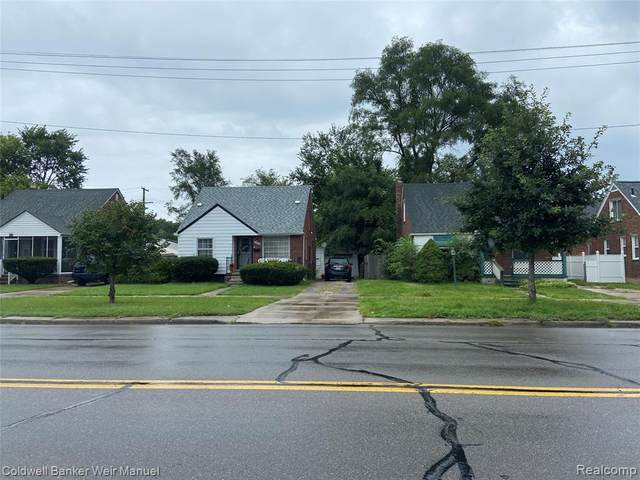 6000 Cadieux Road, Detroit, MI 48224 (#2210066083) :: GK Real Estate Team