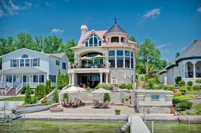 23895 N Shore Drive, Ontwa Twp, MI 49112 (#69021099787) :: The Vance Group   Keller Williams Domain