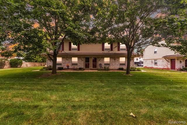 194 Princeton Drive, South Lyon, MI 48178 (#2210066418) :: Duneske Real Estate Advisors