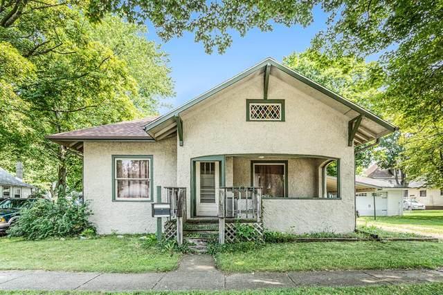 104 N George Street, Decatur Vlg, MI 49045 (#69021099977) :: The Vance Group | Keller Williams Domain