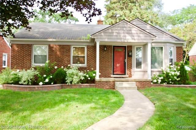 4711 Elmwood Avenue, Royal Oak, MI 48073 (#2210066567) :: GK Real Estate Team