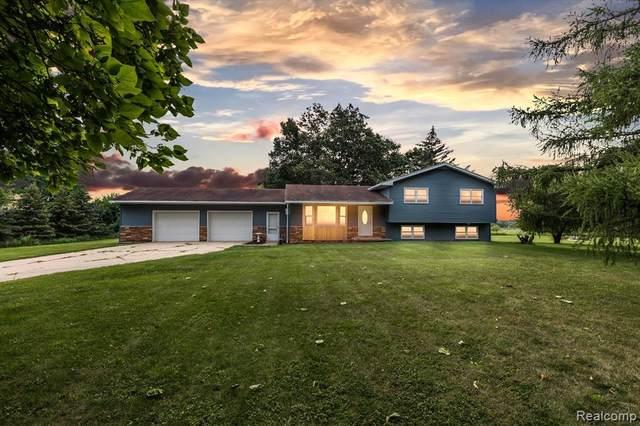 3246 Bostedor Road, Eaton Rapids Twp, MI 48827 (#2210066734) :: GK Real Estate Team