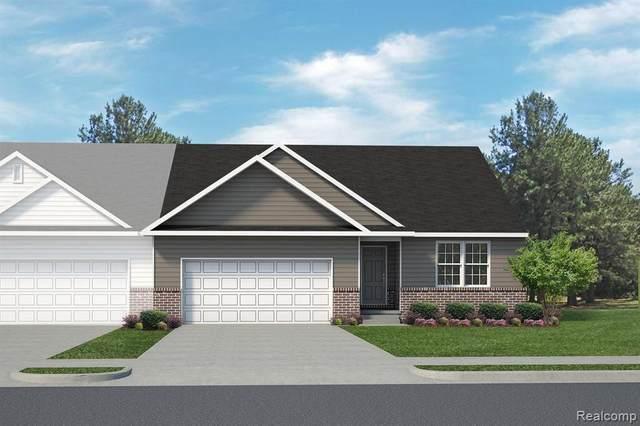 10284 Swan Lake Circle #59, Ypsilanti Twp, MI 48197 (#2210066800) :: Real Estate For A CAUSE