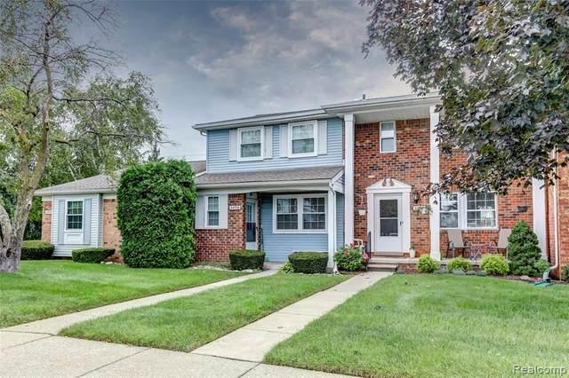 24732 Olde Orchard Street, Novi, MI 48375 (#2210066905) :: Duneske Real Estate Advisors