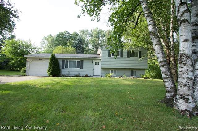 8407 Baldwin Rd, Atlas Twp, MI 48438 (#2210066957) :: Real Estate For A CAUSE