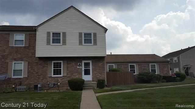23594 N. Rockledge #254, Novi, MI 48375 (#2210067130) :: Real Estate For A CAUSE