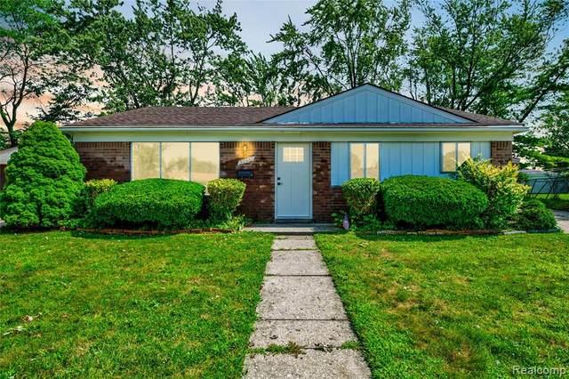 30661 Mountain Court, Westland, MI 48185 (#2210067196) :: GK Real Estate Team