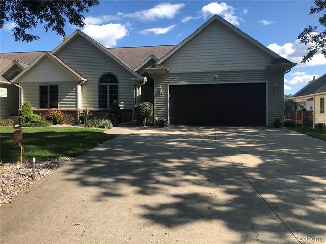 5721 County Kerry Drive D6b, Caseville Twp, MI 48725 (#2210067338) :: National Realty Centers, Inc