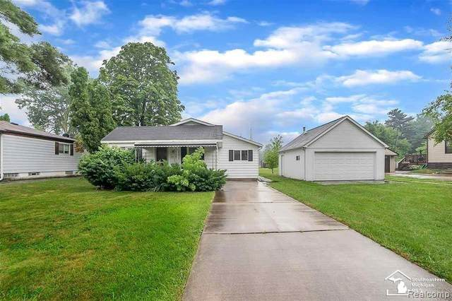 29635 John Hauk Street, Garden City, MI 48135 (#2210067622) :: GK Real Estate Team
