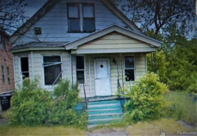 4076-4088 Roosevelt, Detroit, MI 48208 (#2210067916) :: National Realty Centers, Inc