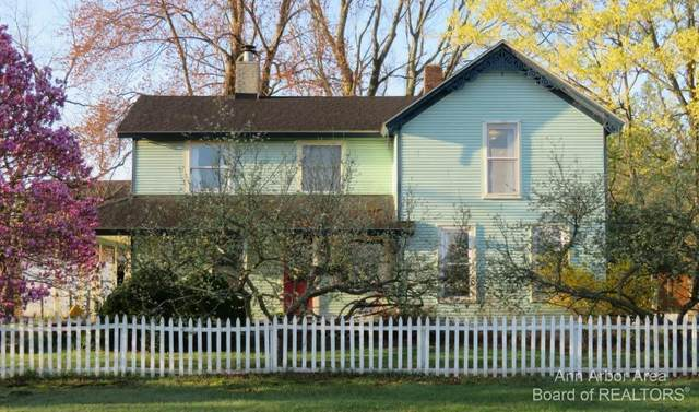 11501 Dixon Road, Raisinville Township, MI 48161 (#543283390) :: The Vance Group | Keller Williams Domain