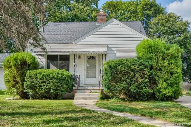 2611 Mountain Avenue, Flint, MI 48503 (#2210067993) :: GK Real Estate Team