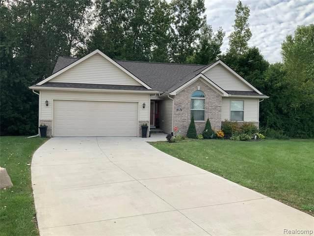 1465 Mallard Drive, Burton, MI 48509 (#2210068105) :: Real Estate For A CAUSE