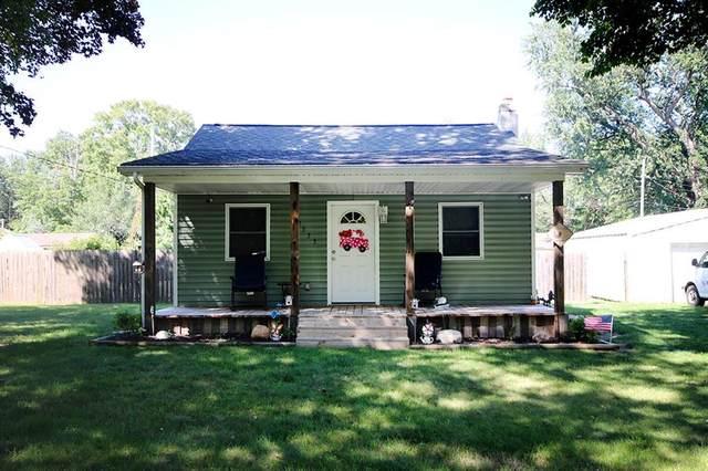 2533 Wild Street, Howard Twp, MI 49120 (#69021100861) :: The Vance Group   Keller Williams Domain