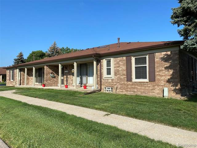 14728 Bristol Court, Shelby Twp, MI 48315 (#2210068213) :: Real Estate For A CAUSE