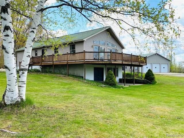 425 Miller Road, Tuscarora Twp, MI 49706 (#2210068411) :: Real Estate For A CAUSE