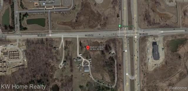 40645 13 MILE Road, Novi, MI 48377 (#2210068452) :: The Vance Group | Keller Williams Domain