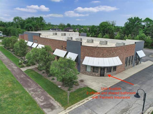 8914 Napier Road, Northville Twp, MI 48167 (#2210068474) :: National Realty Centers, Inc