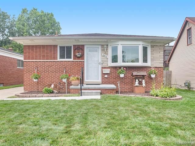 6616 Mcguire Street, Taylor, MI 48180 (#2210068504) :: GK Real Estate Team