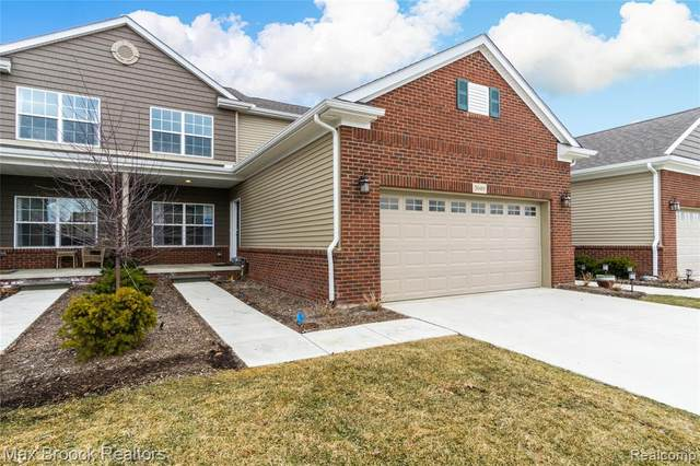 3087 Bridgewater, Auburn Hills, MI 48326 (#2210068550) :: Robert E Smith Realty