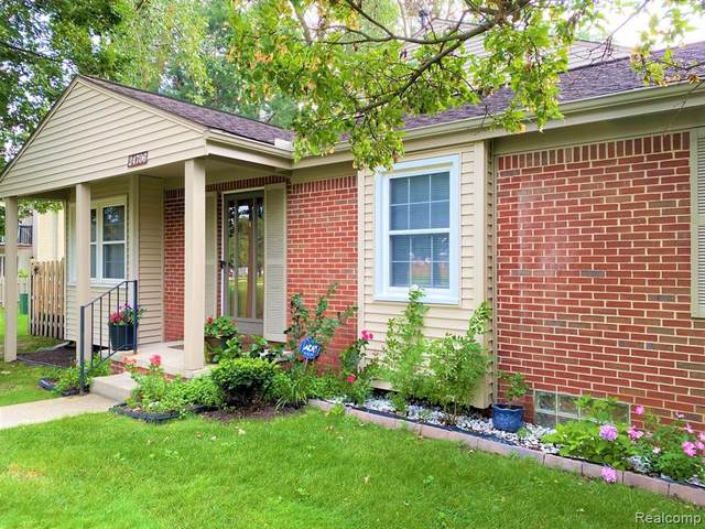 24706 Bashian Drive, Novi, MI 48375 (#2210068722) :: Duneske Real Estate Advisors