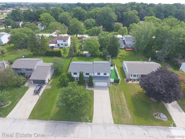 21906 Arbor Lane, Novi, MI 48375 (#2210068819) :: Duneske Real Estate Advisors
