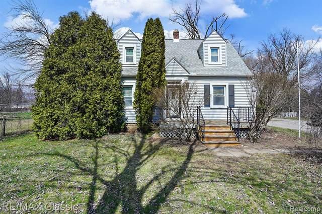 51310 Michigan Avenue, Van Buren Twp, MI 48111 (#2210069043) :: GK Real Estate Team