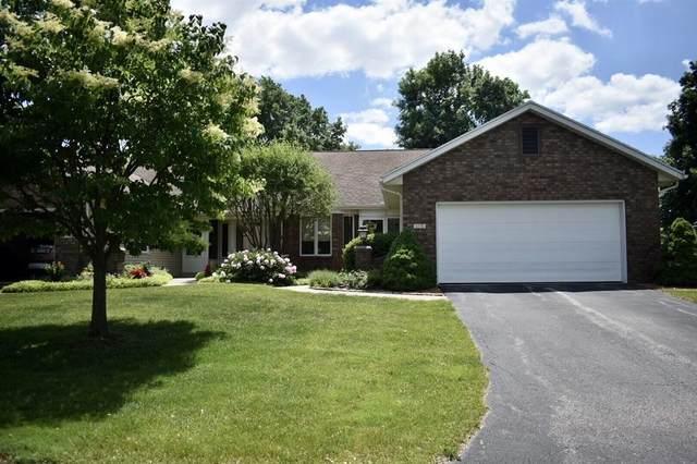 4226 Redbush Drive SW, Grandville, MI 49418 (#65021101632) :: National Realty Centers, Inc