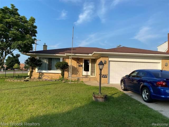 14107 Wedgewood Road, Sterling Heights, MI 48312 (#2210069716) :: GK Real Estate Team