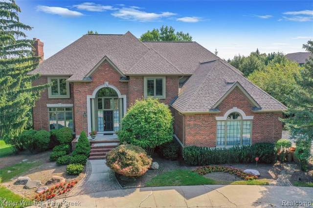 3594 Vineyard Springs Court, Oakland Twp, MI 48306 (#2210069893) :: Real Estate For A CAUSE