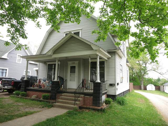 108 Pine Street, Decatur Vlg, MI 49045 (#66021102119) :: The Vance Group | Keller Williams Domain