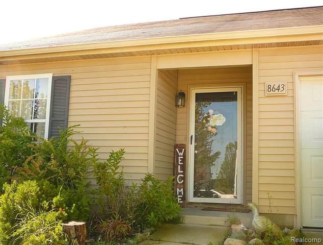 8643 Swartz River Drive, Handy Twp, MI 48836 (#2210070558) :: The Vance Group   Keller Williams Domain