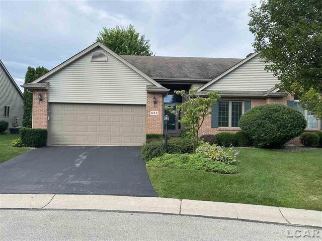 689 Koreys Circle, Blissfield, MI 49280 (#56050053000) :: Real Estate For A CAUSE