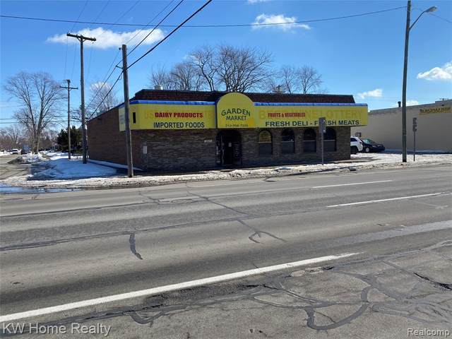 3807 Fort Street, Lincoln Park, MI 48146 (#2210070765) :: National Realty Centers, Inc