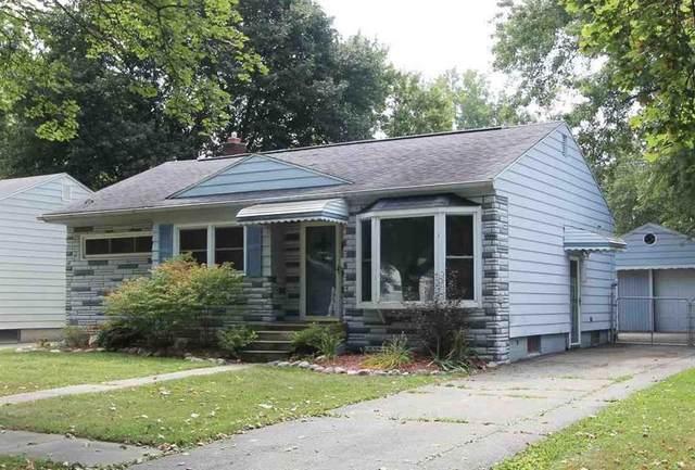 3710 Woodrow Avenue, Flint, MI 48506 (#5050053032) :: The Vance Group   Keller Williams Domain