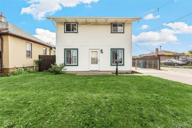 1617 Applewood Avenue, Lincoln Park, MI 48146 (#2210071042) :: GK Real Estate Team
