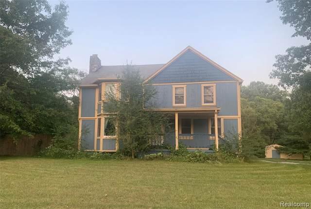 7351 Marsh Road, Cottrellville Twp, MI 48039 (#2210071051) :: The Vance Group | Keller Williams Domain