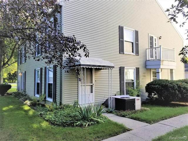 2187 Painted Post Drive, Flint Twp, MI 48433 (#2210071208) :: National Realty Centers, Inc