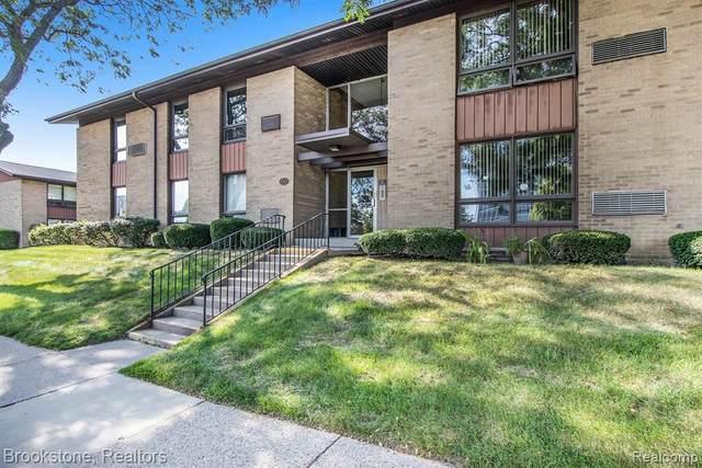 1565 Cherboneau Place #58, Detroit, MI 48207 (#2210071224) :: Real Estate For A CAUSE