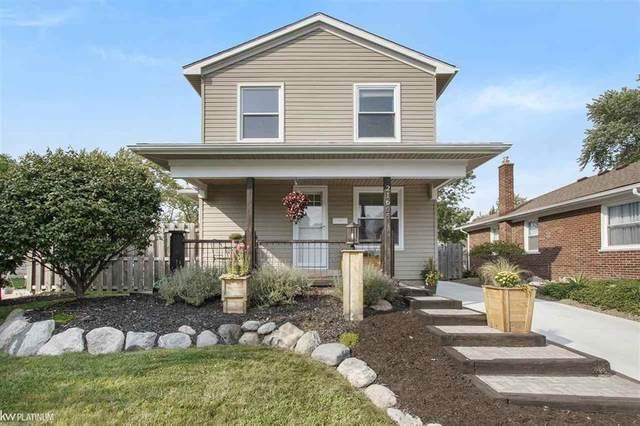 21605 Bon Heur, Saint Clair Shores, MI 48081 (#58050053220) :: GK Real Estate Team