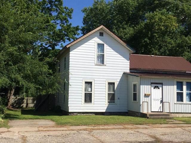 303 E Wayne Street, Dowagiac, MI 49047 (#69021102863) :: The Vance Group   Keller Williams Domain