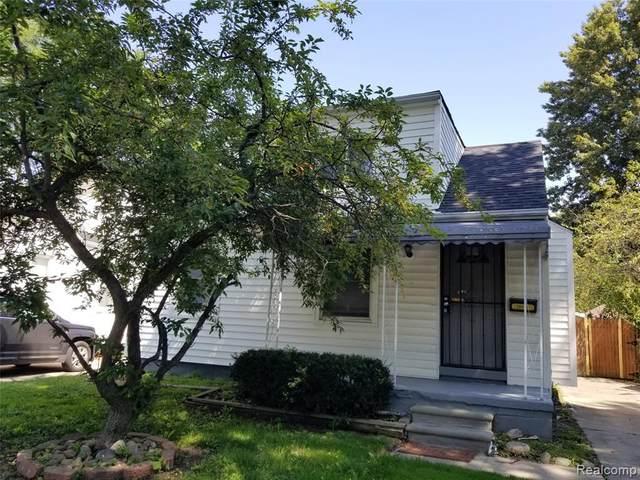 20501 Elkhart Street, Harper Woods, MI 48225 (#2210071806) :: The Vance Group | Keller Williams Domain
